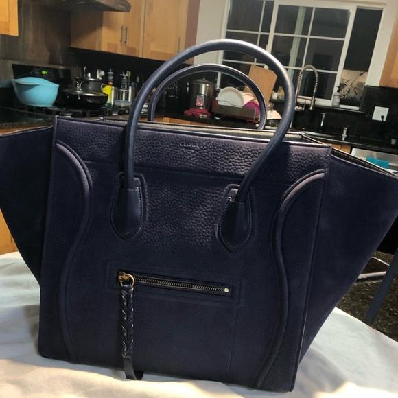 4fef1fa47 Celine Handbags - Celine luggage phantom